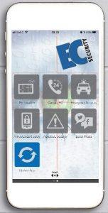IOS EC Security App