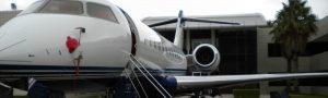 Private plane V I P