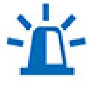 blinking Light Logo