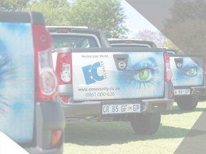 EC Responce vehicle