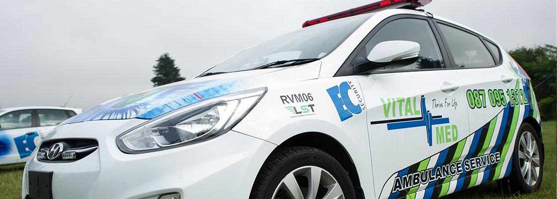 EC Response Vehicle