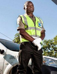 EC Response officer